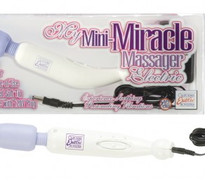 MASSEUR MY MINI MIRACLE MASSAGER - ELECTRIQUE 1