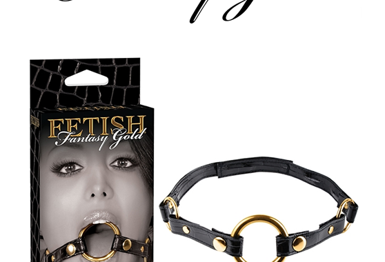 O-RING GAG – FETISH FANTASY SERIES – FETISH FANTASY GOLD