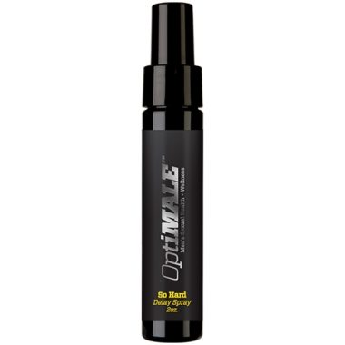 OptiMALE So Hard Delay Spray – 2 OZ