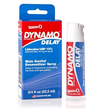 Screamin O – Dynamo Delay Spray
