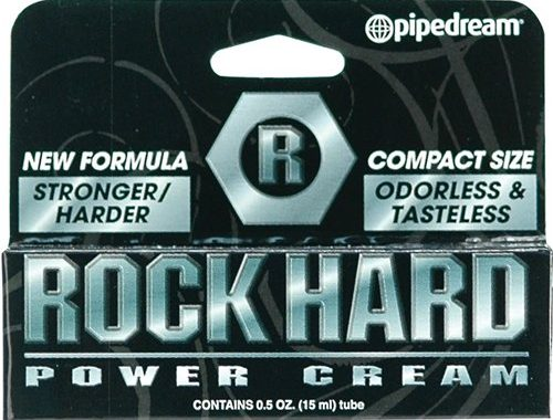 Rock Hard Power Cream 0.5 oz