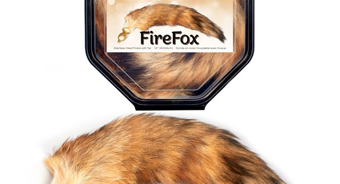FIREFOX BUTT PLUG – OR
