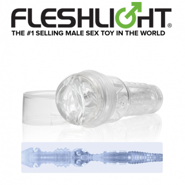 FLESHLIGHT ICE – CRYSTAL – VAGINAL