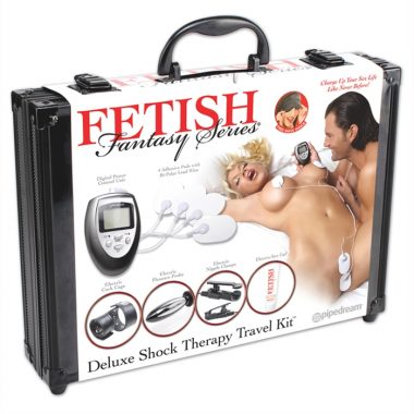 DELUXE SHOCK THERAPY TRAVEL – FETISH FANTASY SERIES