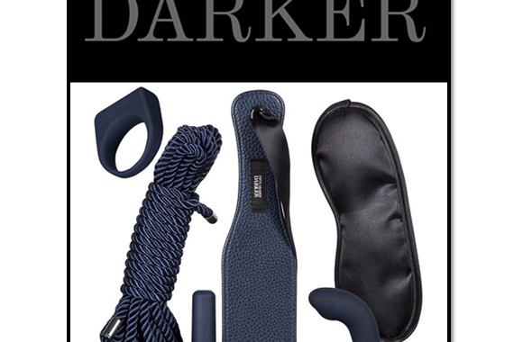 DARK DESIRE ADVANCED COUPLES KIT – FIFTY SHADES OF GREY – FIFTY SHADES DARKER