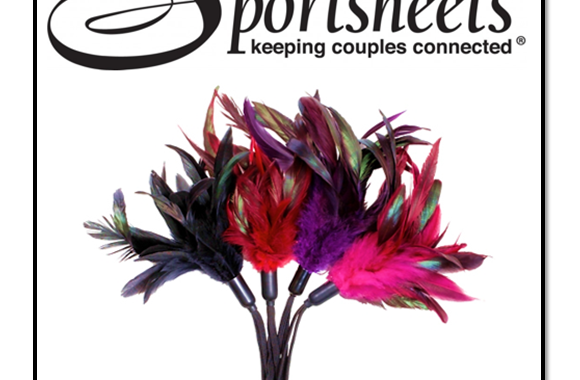 PLEASURE FEATHER – PLUMEAU – SPORTSHEETS – COULEURS VARIÉES