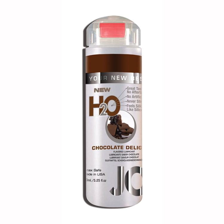 Jo H2O Chocolate Delight Flavor 525On Lubricant - Erotika-6739